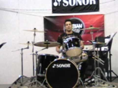 Rich Redmond Clinic at Jent's House Of Music!!!