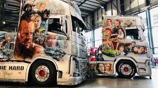 Full of the Pipe 2019 - Ireland's Biggest Truck Show! ..and the Winner is??