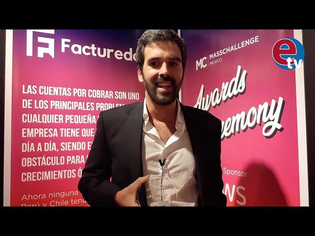 Facturedo emprendimiento ganador en MassChallenge 2019
