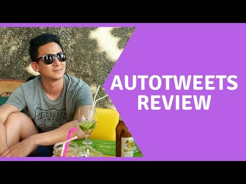 Autotweets Review - Is This Software A Waste Of Your Time??