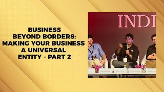 Business Beyond Borders  Making Your