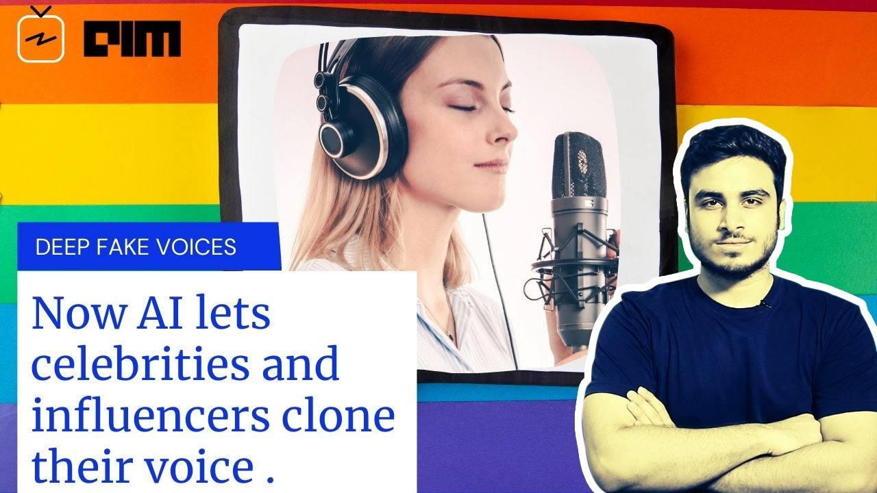 Now AI lets celebrities and influencers clone their voice.