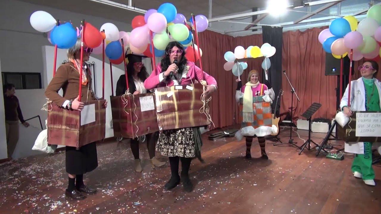 Concurso de disfraces de carnaval 2014 youtube - Difraces para carnaval ...