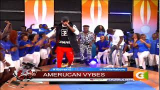 10 OVER 10 | Amerucan vybesexclusive on 10 over 10