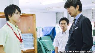 放射線技師・戸山(渡部豪太)が遺体で発見され、白鳥(仲村トオル)は...