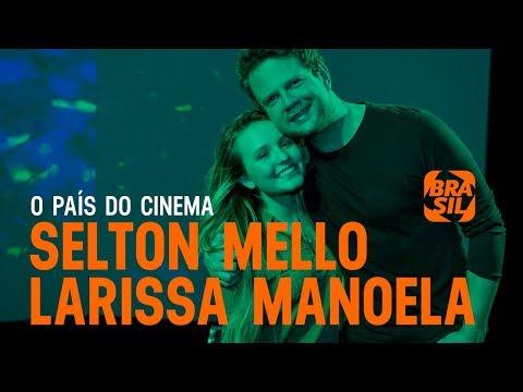 Selton Mello E Larissa Manoela L O País Do Cinema