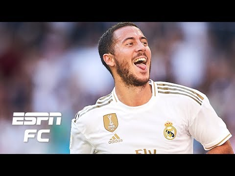 Eden Hazard's first Real Madrid goal is huge for him - Steve Nicol | La Liga