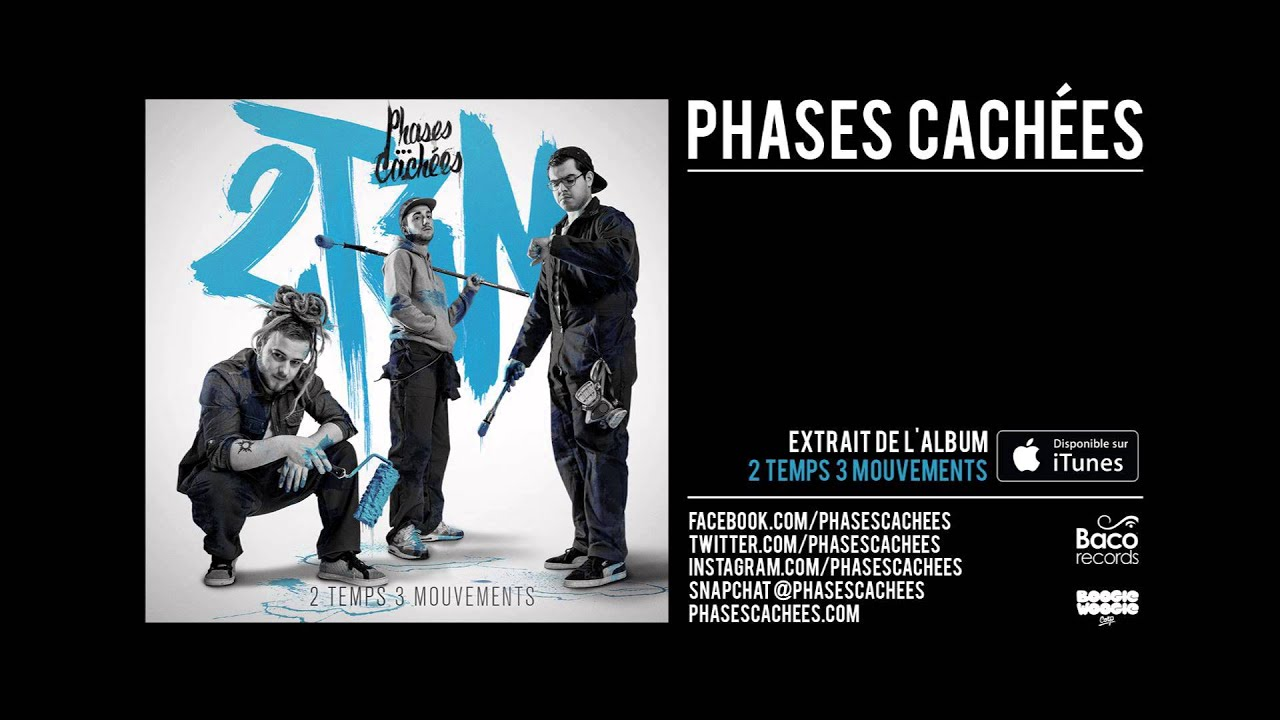 """Phases Cachées - """"20/20"""" - #2T3M (AUDIO)"""