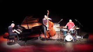 Marc Copland Trio featuring Drew Gress and Joey Baron at 9.º Jazz Amadora