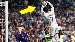 10 HANDBALL GOALS IN FOOTBALL HISTORY