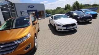Virtuális séta a FordStore Solymár-M3 márkakereskedésben