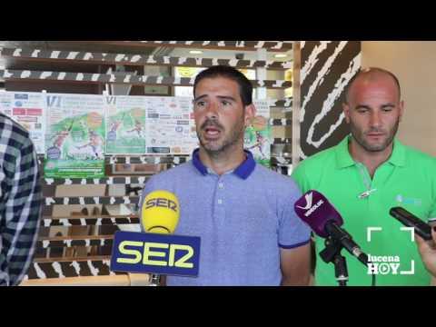VÍDEO: Presentación del Campus de Fútbol Ciudad de Lucena