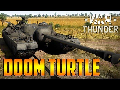 War Thunder - Doom Turtle