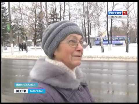 На остановках Нижнекамска появятся табло с расписанием автобусов