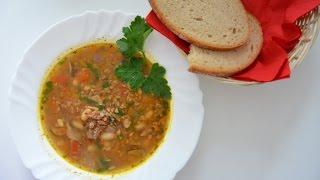 французский суп-рагу Кассуле  Вегетарианские рецепты