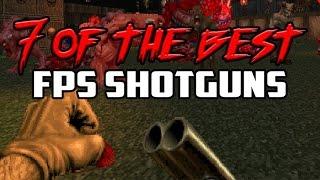 7 of the Best FPS Shotguns