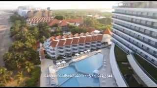 Libera tu Inspiración en Cartagena de Indias, Colombia | Hotel Las Américas Resort