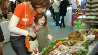 Душевный Bazar(19 декабря 2010 г. РООИ «Перспектива» и организация «Лучшие друзья» (Best Buddies) приняли участие в первой новогодн..., 2011-01-18T08:38:24.000Z)