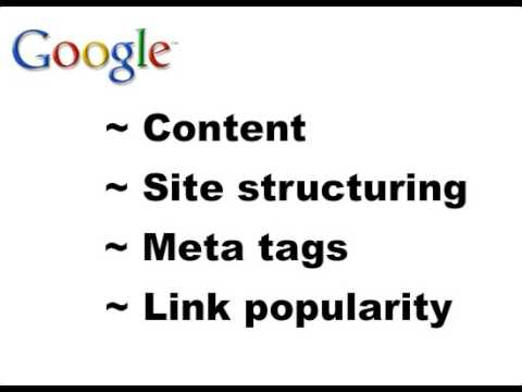 SEO RO - Search Engine Optimization - SEO BASICS TUTORIAL