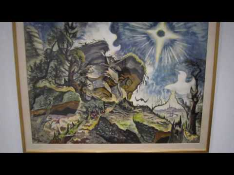 Charles Burchfield At The WHITNEY Curated By Robert Gober
