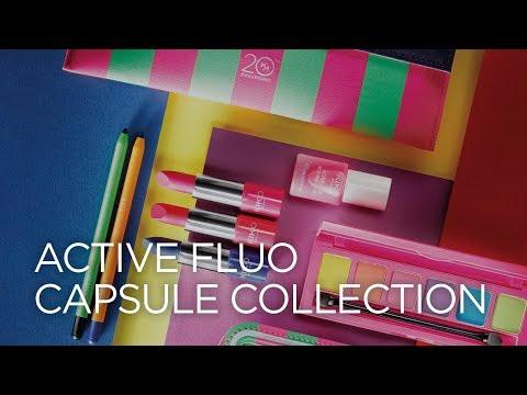 Active Fluo - Capsule Collection | Kiko Milano