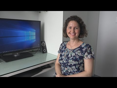 Mum Tries to Download and Install a Linux Distro (2016) - OSFirstTimer Advanced #8