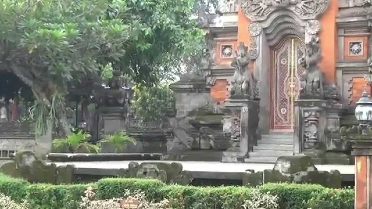 Tmii Jakarta Anjungan Provinsi Bali Taman Mini Indonesia Indah
