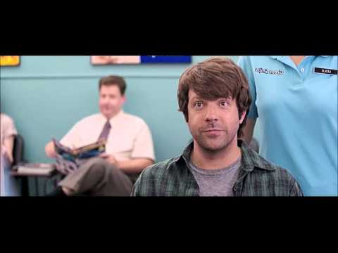 Were The Millers (2013) Scene: Haircut/Airport Security.