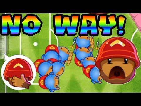 INTENSE MOAB PIT GAME! NO WAY! TRIPPYPEPPER MEME! (Bloons TD Battles / BTD Battles)