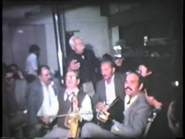 Αντρέας Βεργαδής-Γιώργης Μελιδονιώτης-Θ. Σκορδαλός 1983