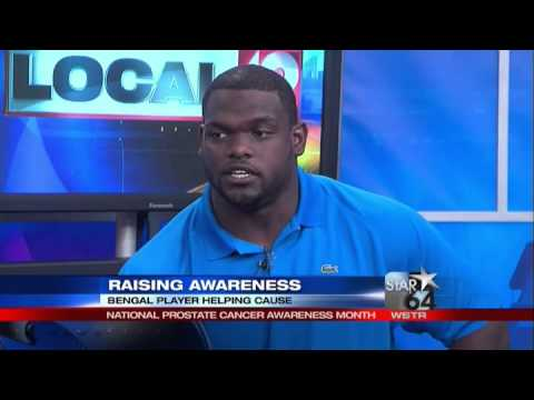 Bengal Geno Atkins wants help to tackle prosta