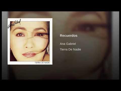 Ana Gabriel Tierra De Nadie Album Version K Pop Lyrics Song