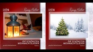 CD: Die schönsten Weihnachtslieder, Vol  1 & 2 - Gemafreie instrumentale Weihnachtsmusik