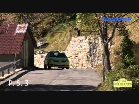 6° Ronde della Val d'Aveto- 8-9 ottobre 2011 prova speciale del Penna