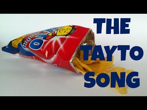 The Tayto Song,AndyConway