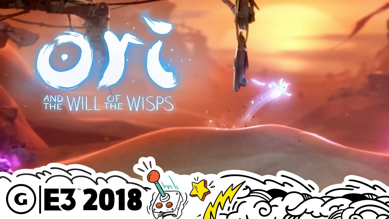 Ori and The Will of the Wisps Adds Weapons and More to the Excellent Platforming Formula | E3 2018