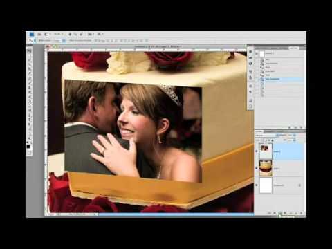 Cách tạo album ảnh cưới với photoshop