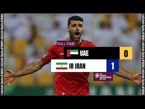 United Arab Emirates Iran Goals And Highlights