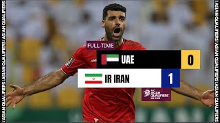 ОАЭ  0-1  Иран видео