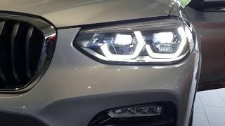 NEW BMW X4 xDrive M Sport Review 2018