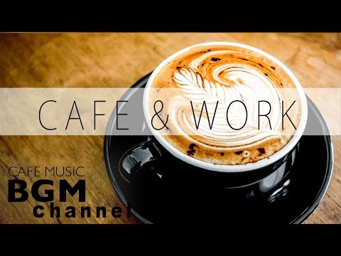 lofi & Jazz hip hop  R&B Music  Chill Out Cafe Music For Work, Study