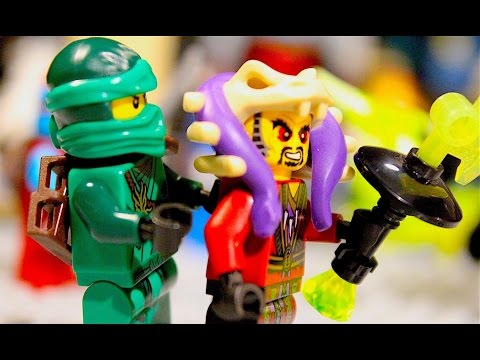LEGO NINJAGO Realm Wars! Episode 7 - Battle of the Villains!
