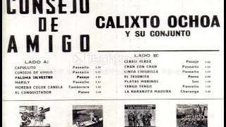 CALIXTO OCHOA Y SU CONJUNTO - MORENA COLOR CANELA