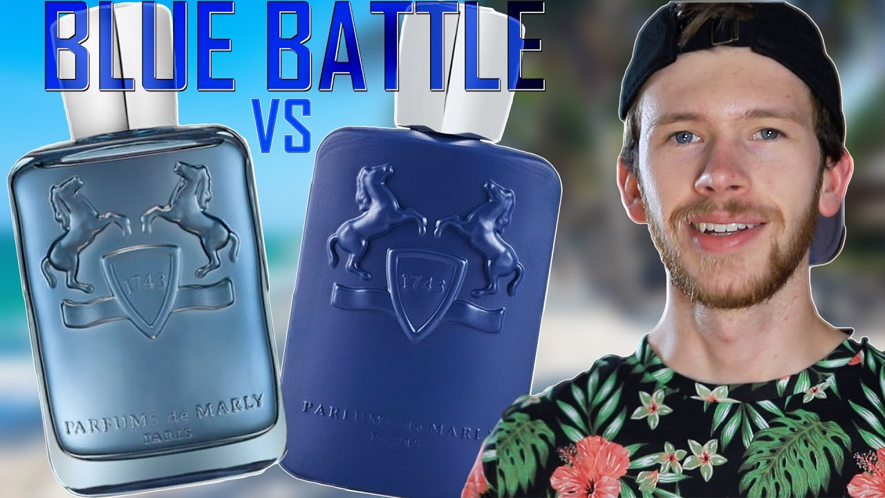 PARFUMS DE MARLY PERCIVAL VS SEDLEY | BATTLE OF THE BLUES