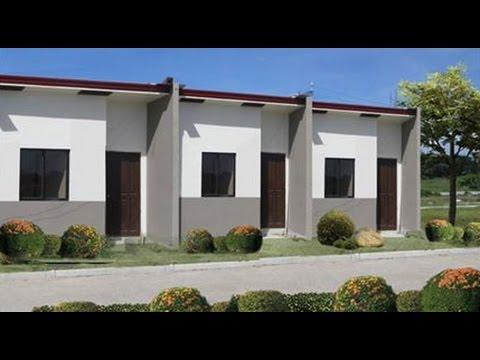 Elegant Rowhouse House And Lot At Amaya Breeze Tanza Cavite