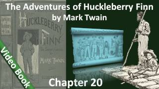 Chapter 20 - The Adventures of Huckleberry Finn by Mark Twain - What Royalty Did to Parkville