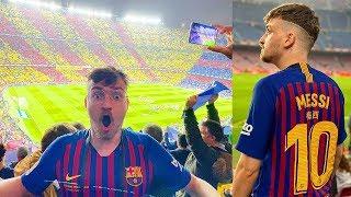 FC Barcelona vs. Real Madrid   El Clasico Stadionvlog   ViscaBarca