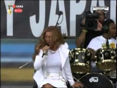 Destiny's Child Survivor Live 8 - YouTube