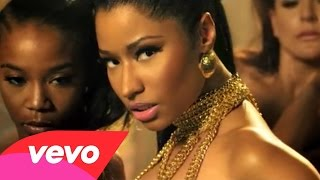 Nicki Minaj - Anaconda (Explicit) Official Music Video Makeup Tutorial