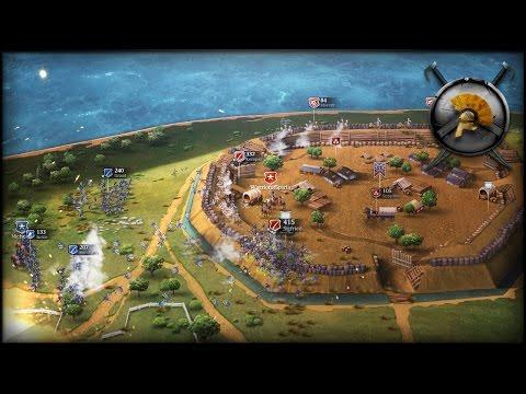 EPIC FORT ASSAULT! - Ultimate General: Civil War Gameplay